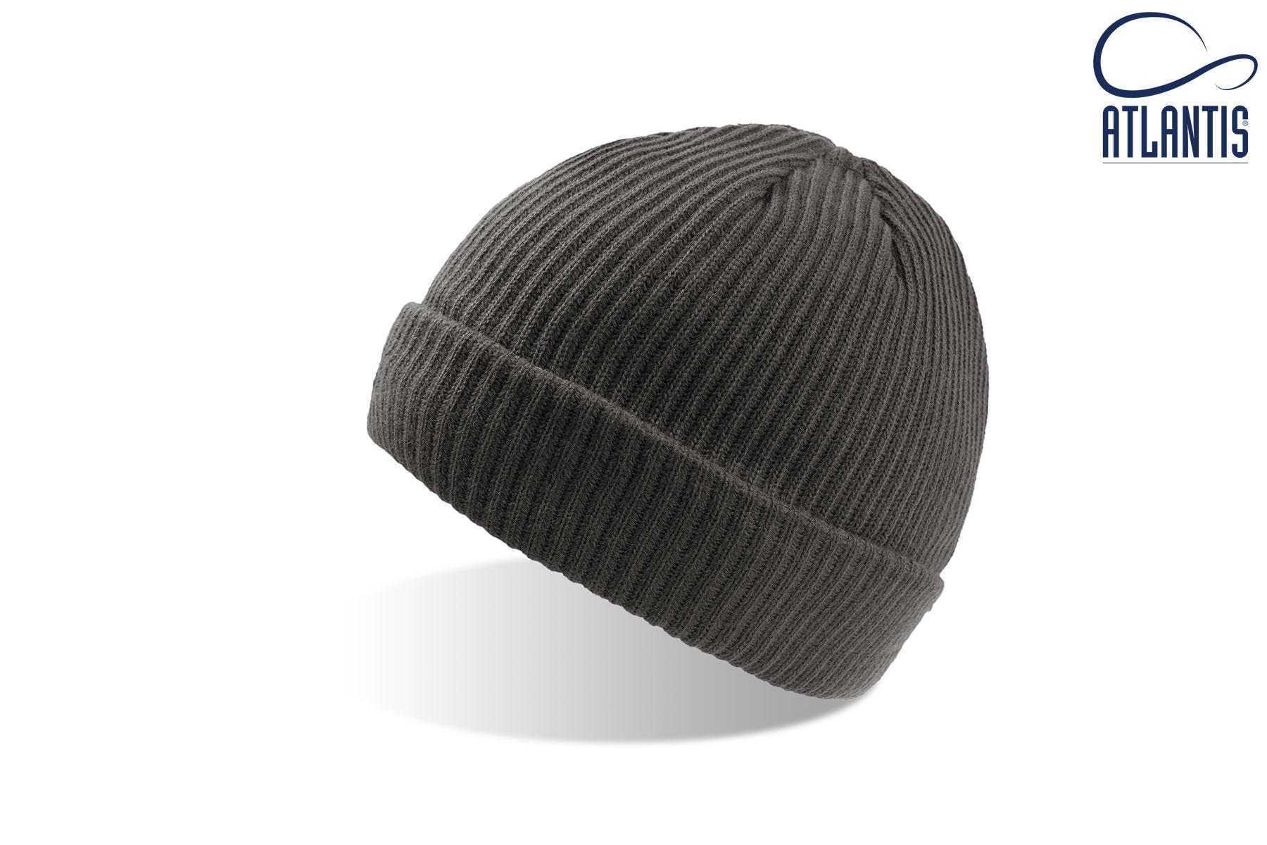 zimska kapa bill thinsulate siva