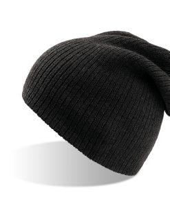 zimska kapa brad crna