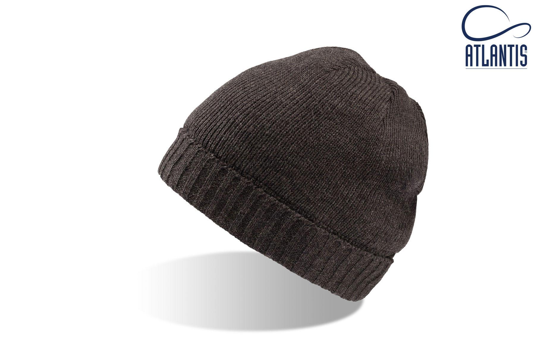 zimska kapa jack siva