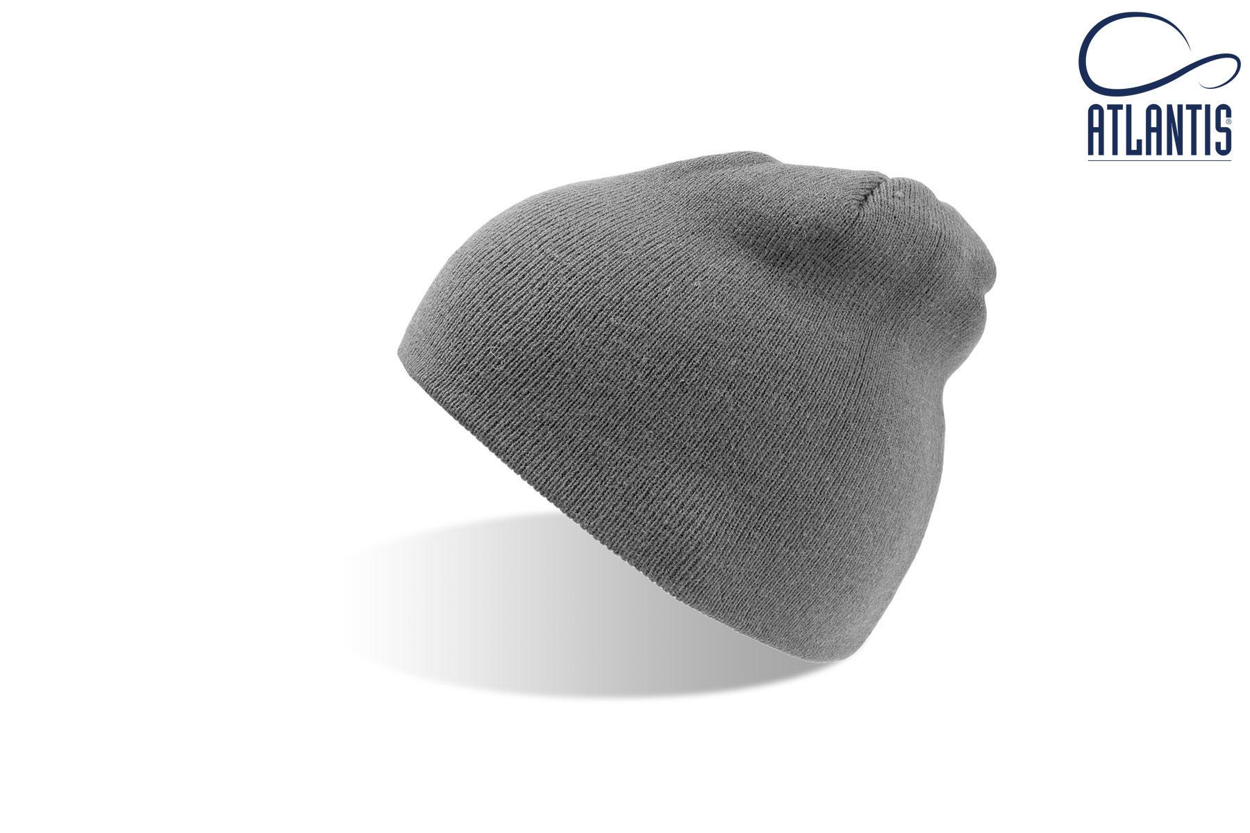zimska kapa moover siva