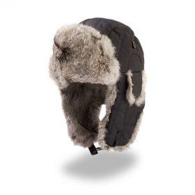 zimska kapa polar crna