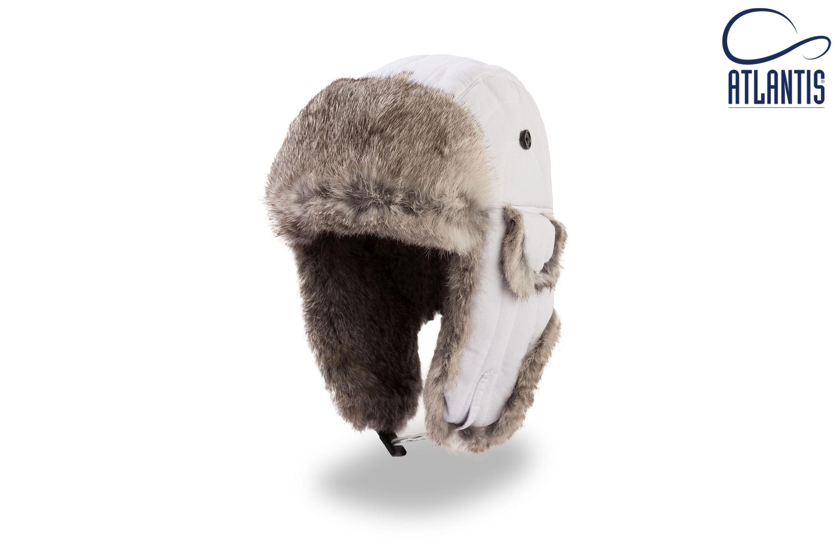 zimska kapa polar bela