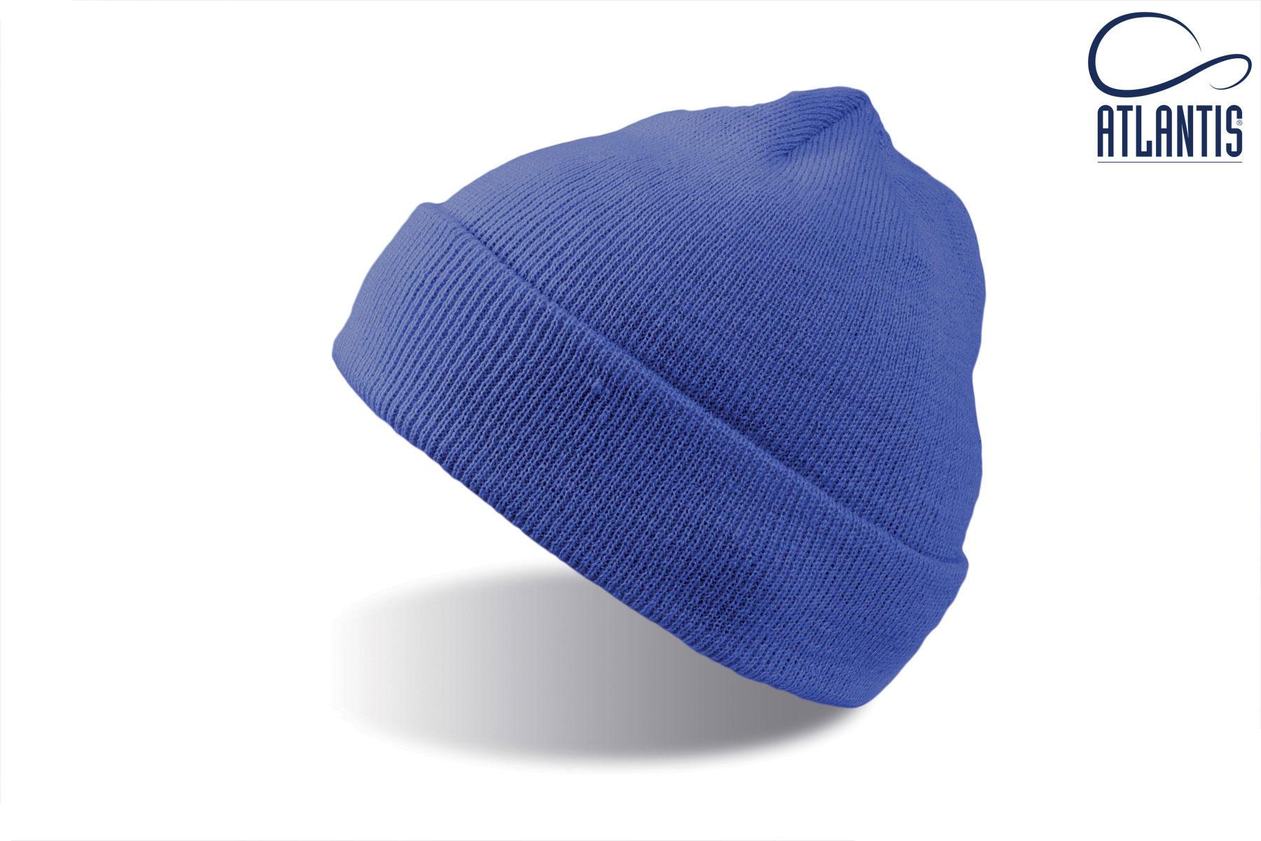 zimska kapa wind svetlo modra