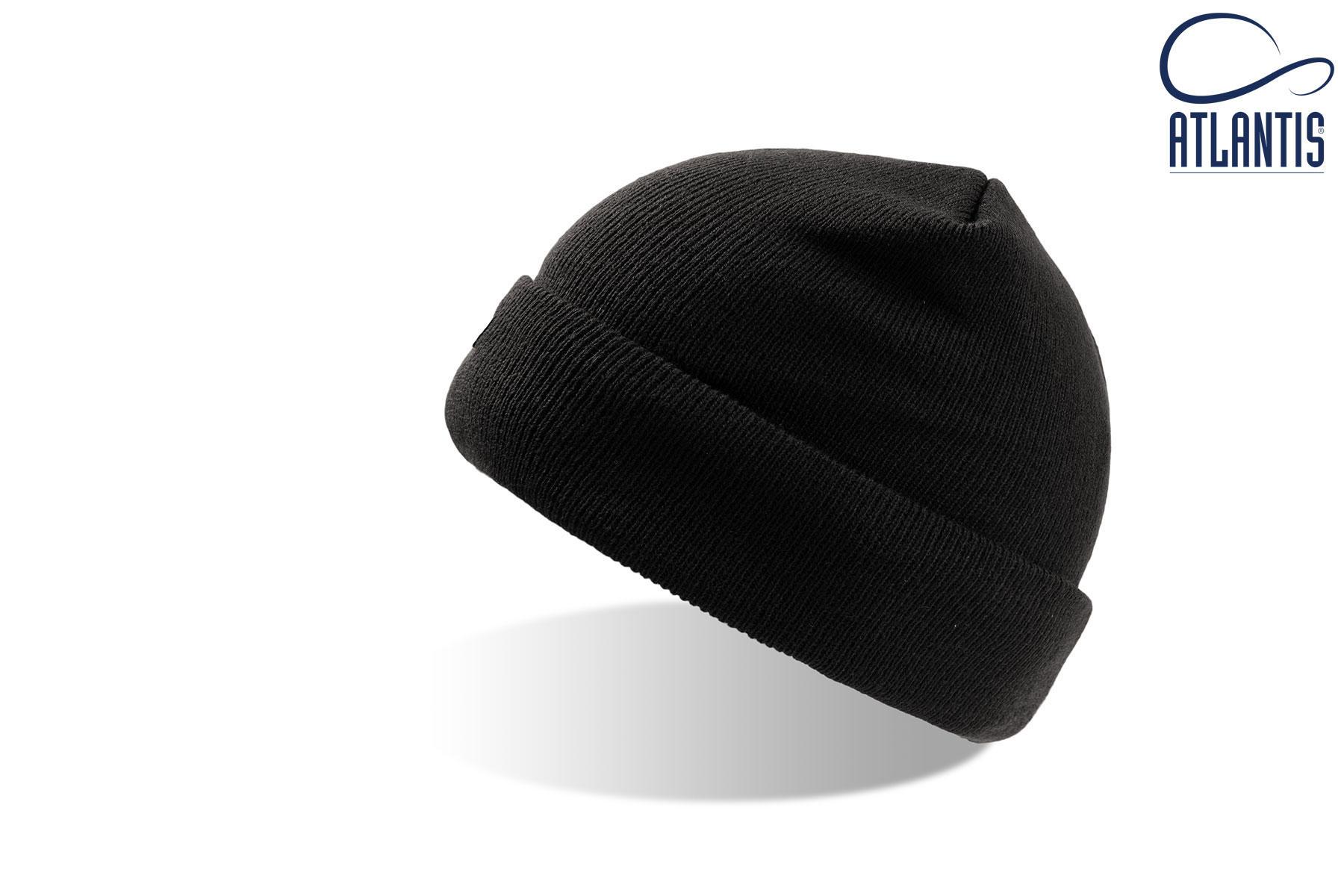 zimske kape pier thinsulate crna
