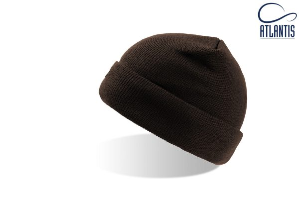 zimske kape pier thinsulate rjava