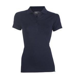 ženska polo majica mornarsko modra