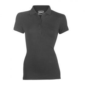 ženska polo majica temno siva