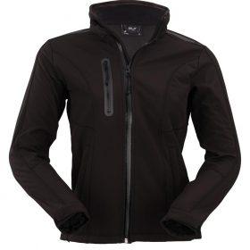 ženska soft shell jakna 602 črna