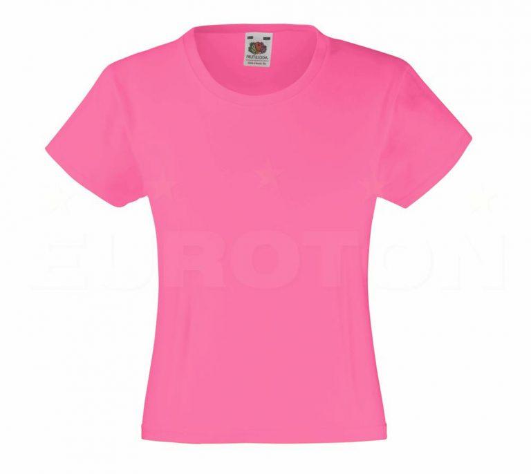 Dekliška value weight t-majica lila