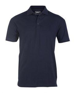 moška polo majica mornarsko modra