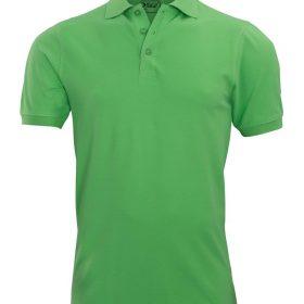 moška polo majica zelena