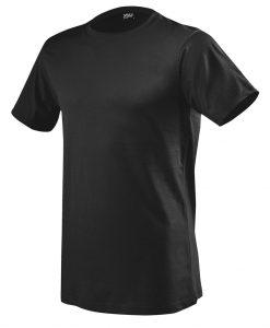 moška t majica kratek rokav črna