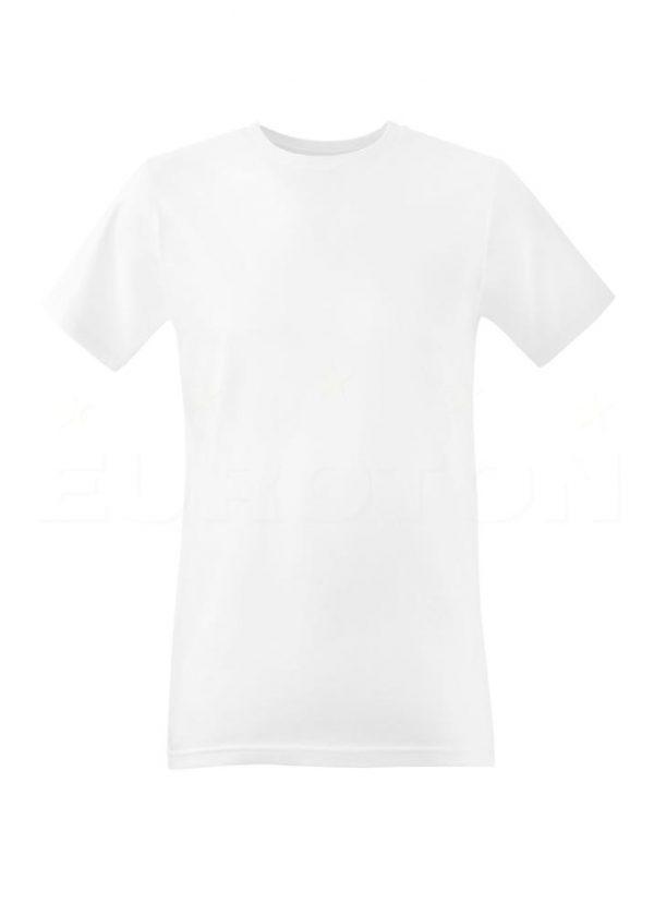 moška oprijeta value weight majica bela