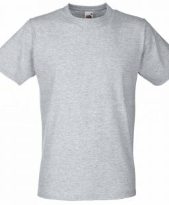 moška oprijeta value weight majica lisasto siva