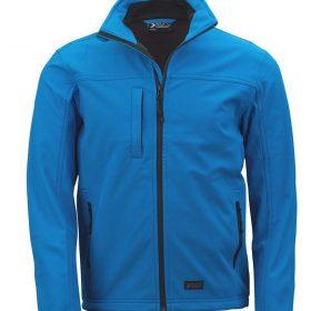moška softshell jakna modra