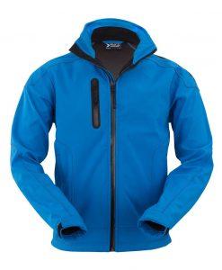 moška softshell jakna modra_602