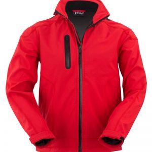 moška softshell jakna rdeča_602