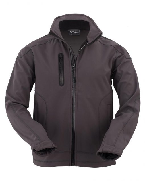 oška softshell jakna temno siva_602