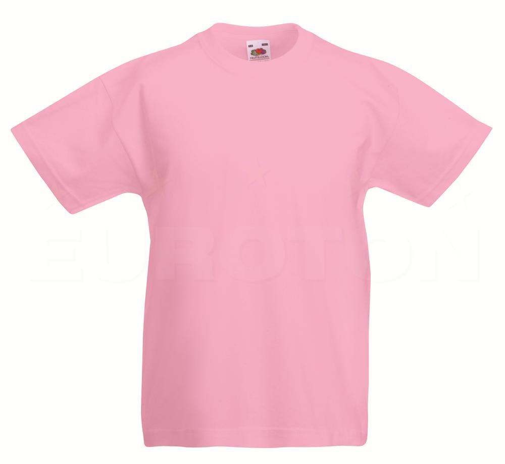 Otroska value weight t-majica roza